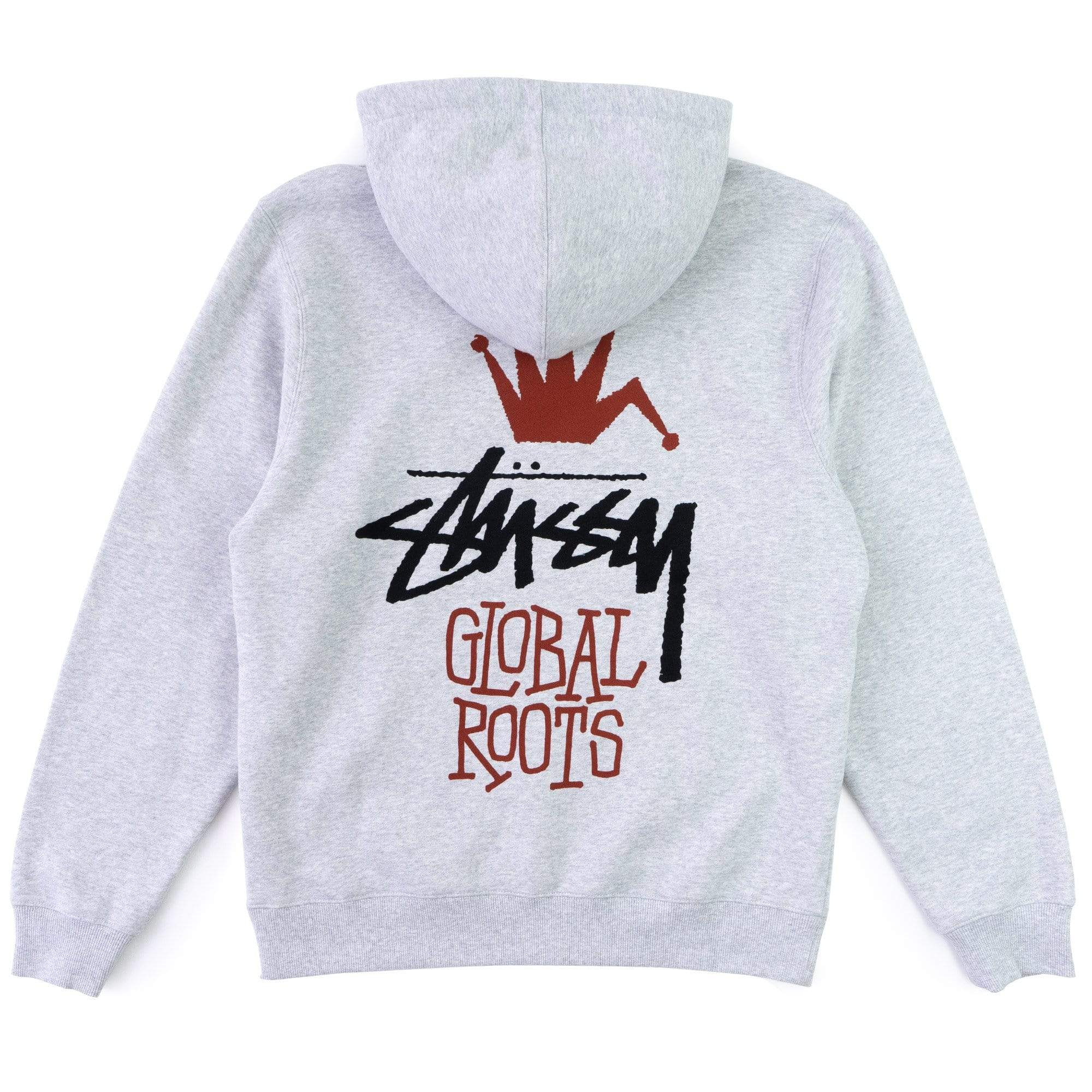 Stüssy Sweats & Hemden M Global Roots Hood