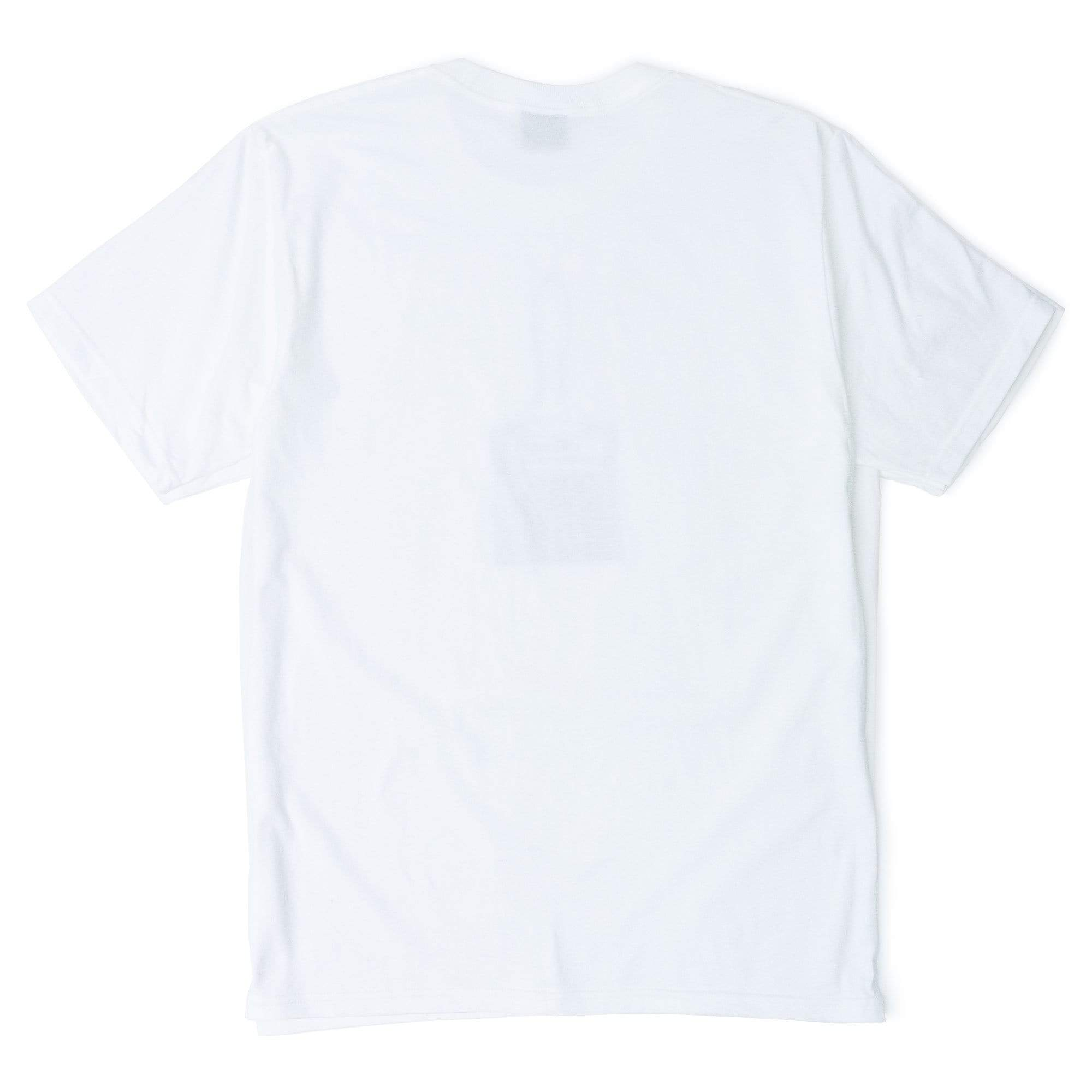Stüssy T-Shirts M Paintbrush Tee