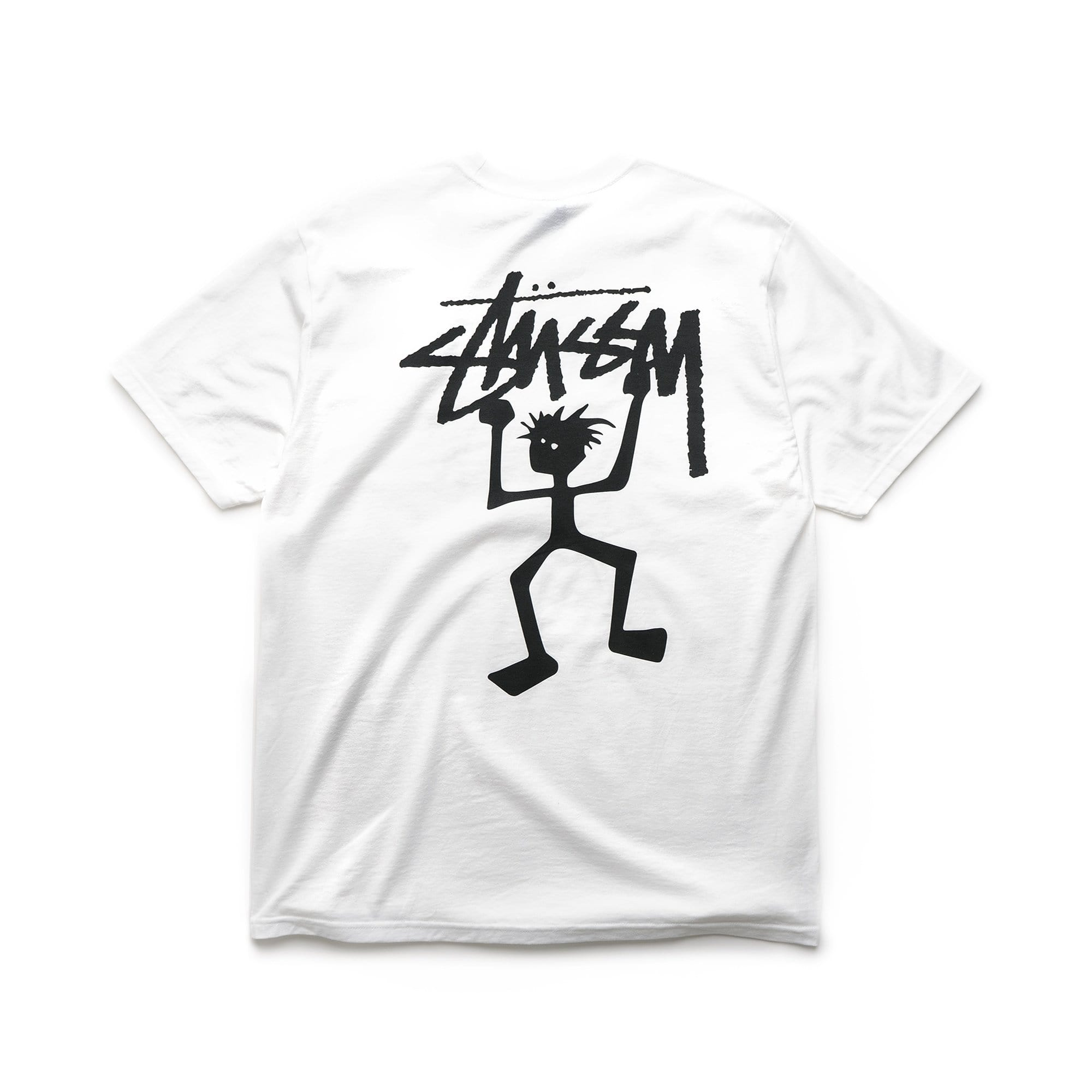 Stüssy T-Shirts Warrior Man Tee