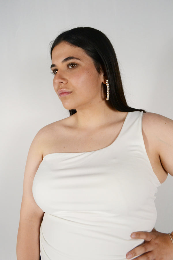 Lexi One-Shoulder Top