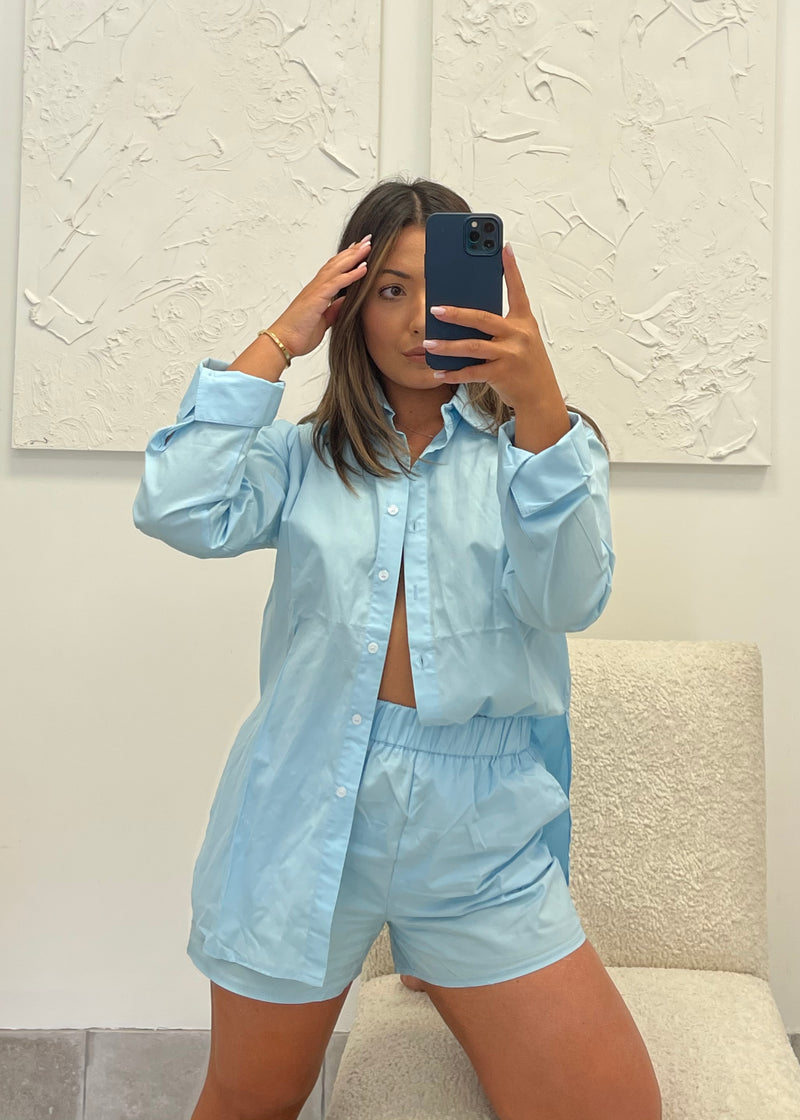 Alexa Button Up