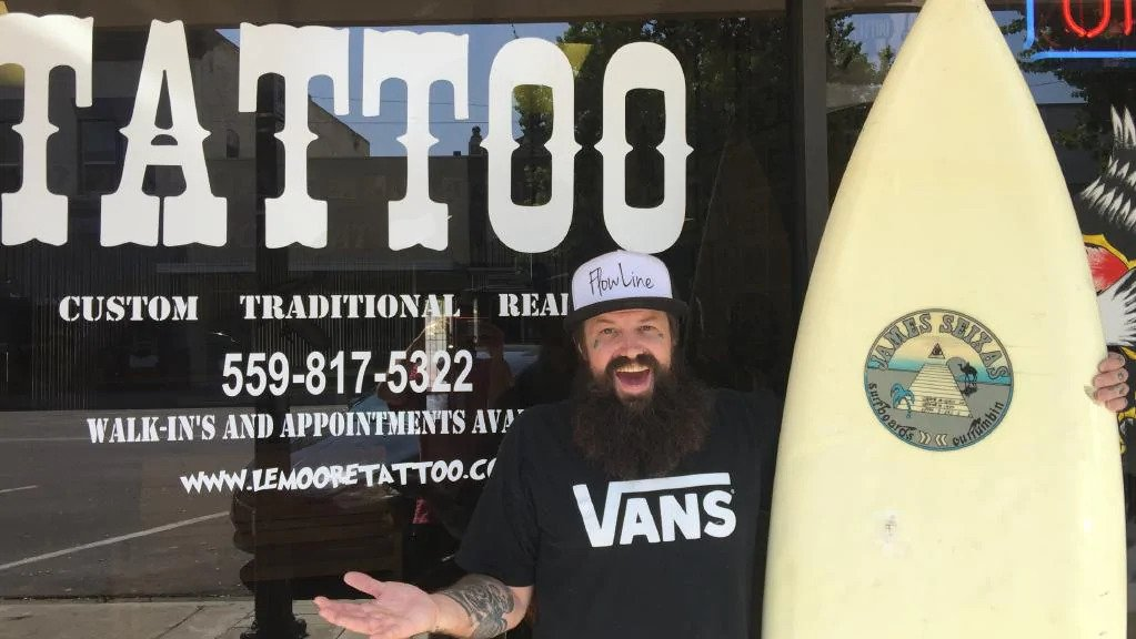 hamboards skateshop near surf ranch