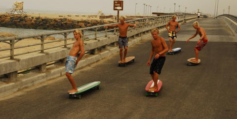 Hamboard party ride