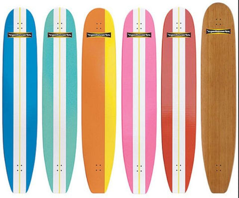 Classic Hamboards Colors