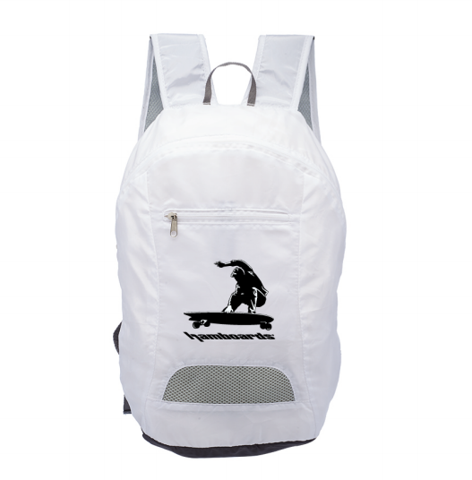 Collapsible Backpack | FishRip | White | Ultralight