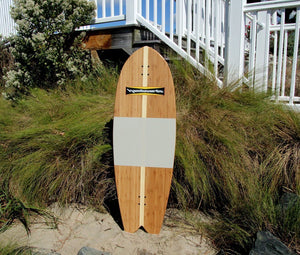Fish | Surfskate | Bamboo Newluatu | 4'5"