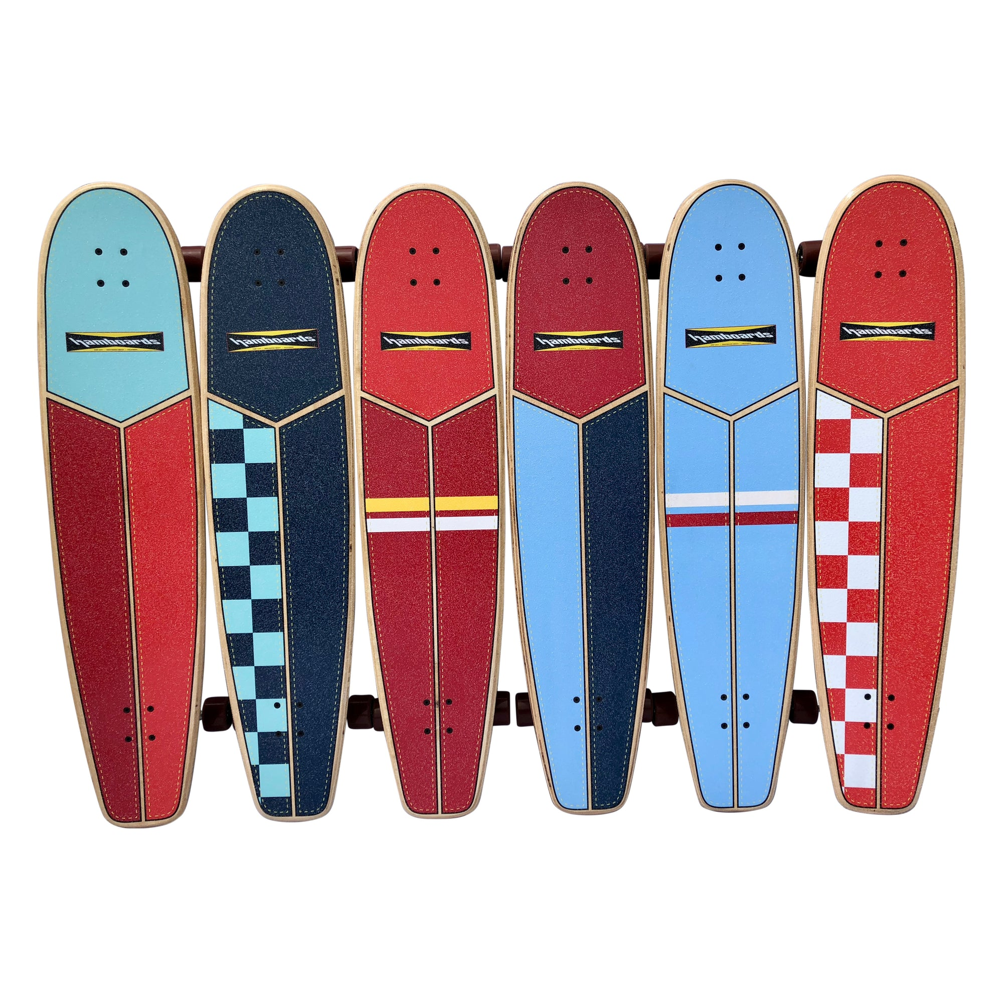 "Hamboards 45"" HHOP Carving Surfskates"