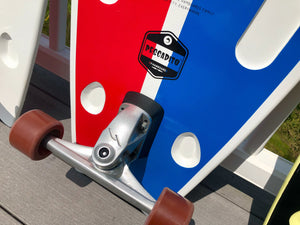 Pescadito | Surfskate | Dart | 3'7"