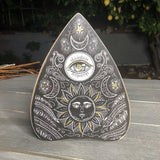 Ouija Board Planchette Desk Art