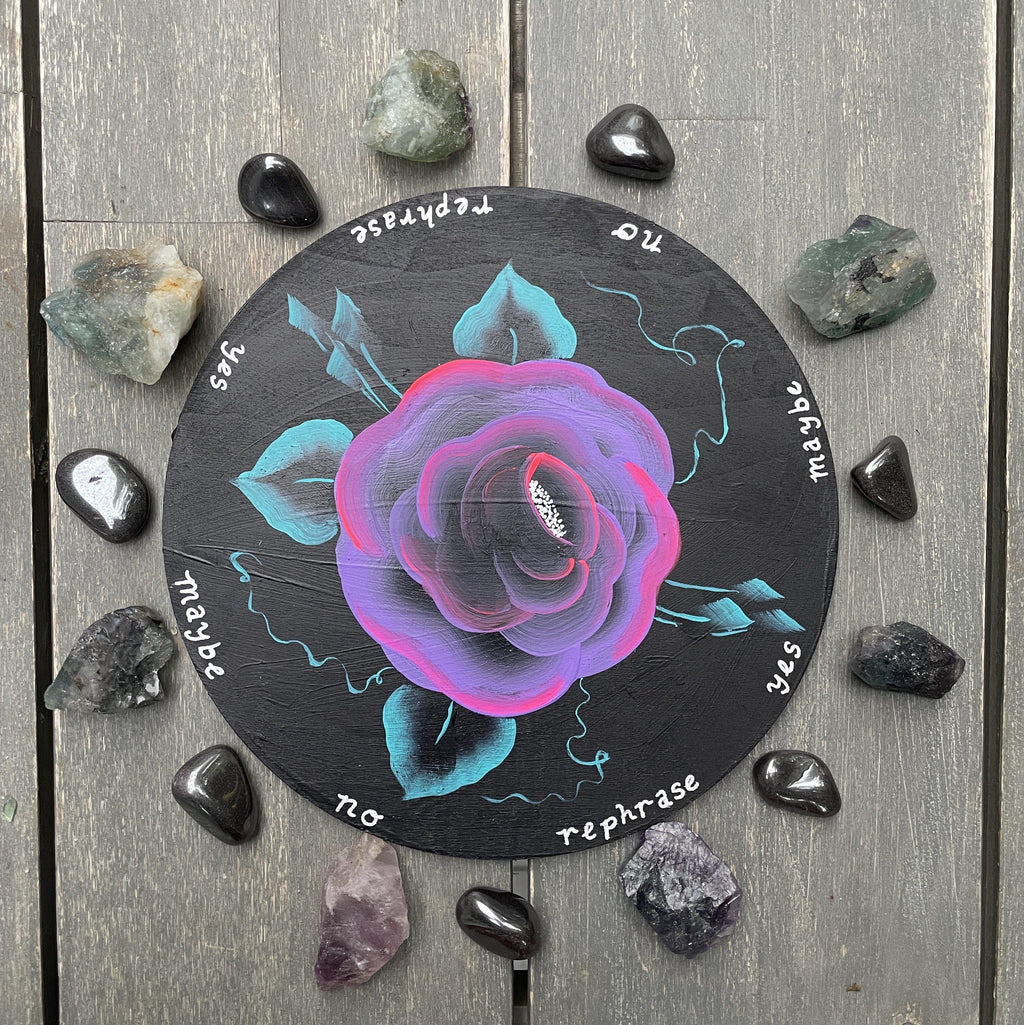 Dark Rose Pendulum Board