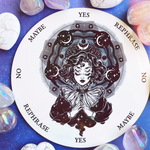Astral Woman Pendulum Board