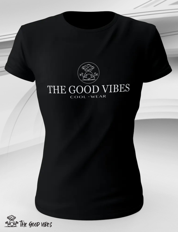 T-Shirt Donna - cool - - The Good Vibes