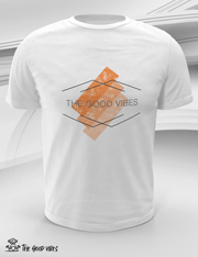 T-Shirt uomo - flat - - The Good Vibes