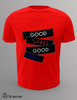 T-Shirt uomo - good day -