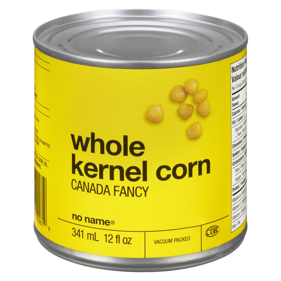 No Name Whole Kernel Corn (341 mL)