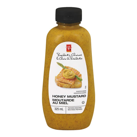 President's Choice Honey Mustard (325 mL)