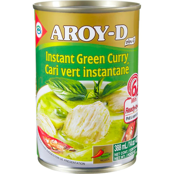 Aroy-D, Green Curry (400 g)