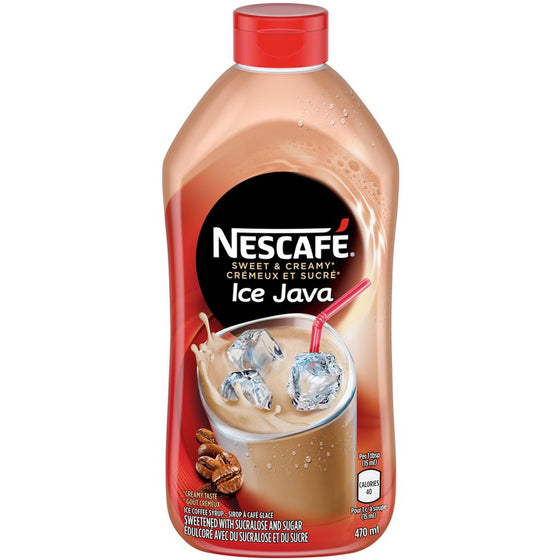 Nescafe Sweet & Creamy, Ice Java (470 mL)