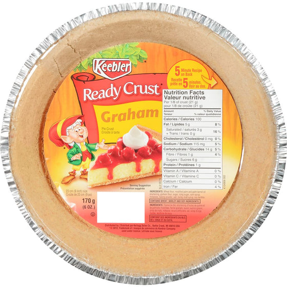Keebler Ready Pie Crust (170 g)
