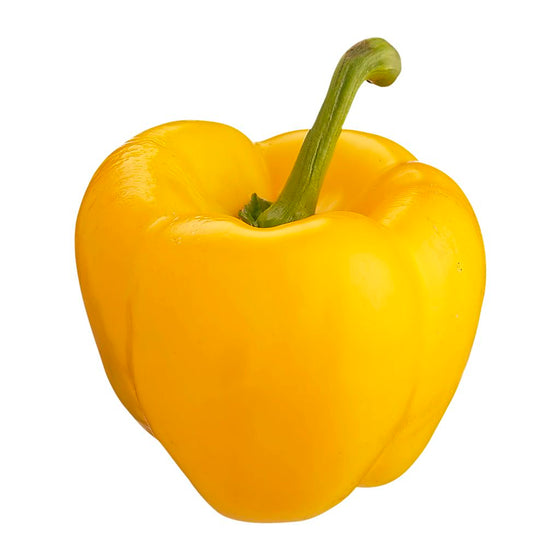 Greenhouse Peppers, Yellow
