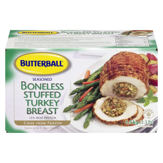 Butterball Boneless Stuffed Turkey (1.50kg)