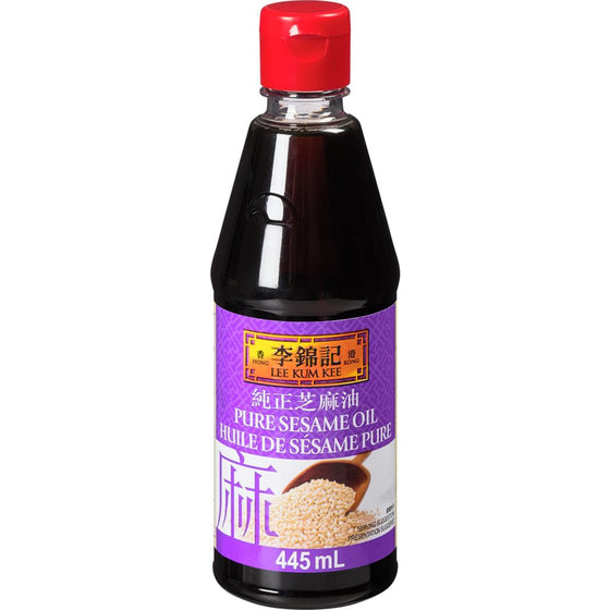 Lee Kum Kee Pure Sesame Oil (443 mL)