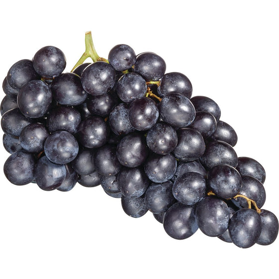 PC Organics Black Seedless Grapes (907 g)