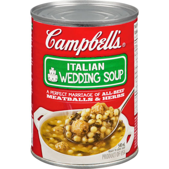 Campbell's Ready to Serve Soup Italian Wedding (540 mL)