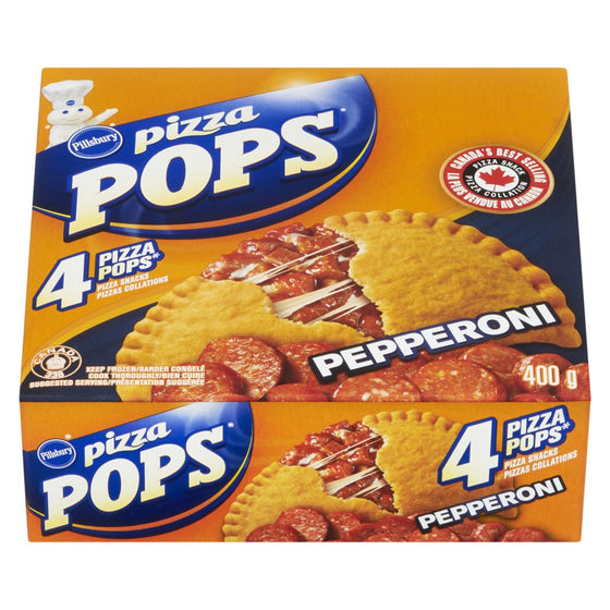 Pillsbury Pizza Pops, Pepperoni (400 g)