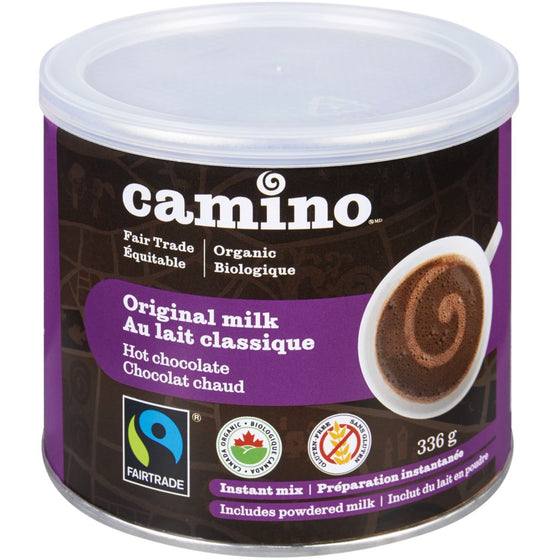 Camino Organic Original Milk Hot Chocolate (336 g)
