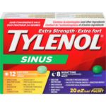 TylenolExtra Strength Sinus, Day/Night Convenience