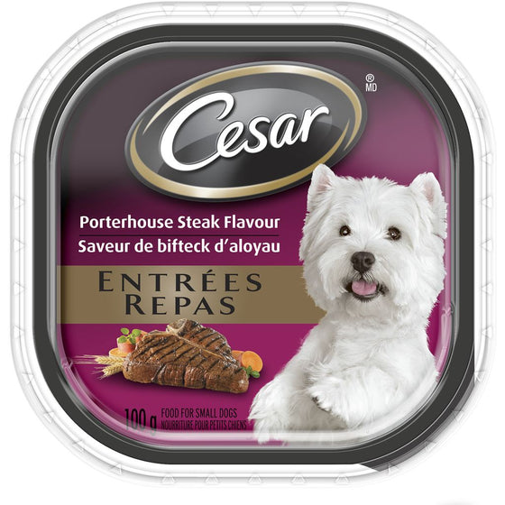 Cesar Entrees Porterhouse Steak Flavour (100 g)