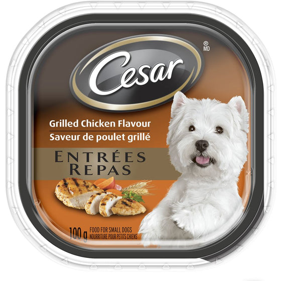 Cesar Entrees Grilled Chicken Flavour (100 g)