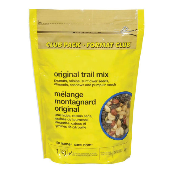 No Name Original Trail Mix (1 kg)