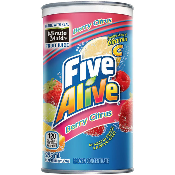 Five Alive Berry Citrus (295 mL)
