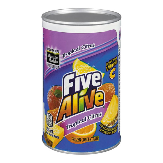 Five Alive Tropical Citrus (295 mL)