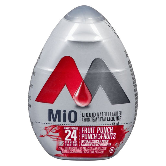 MiO Fruit Punch Liquid Water Enhancer (48 mL)