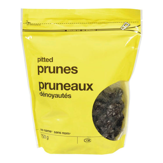 No Name Prunes, Pitted (750 g)