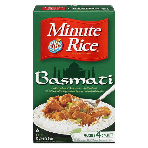 Minute Rice Basmati (500 g)