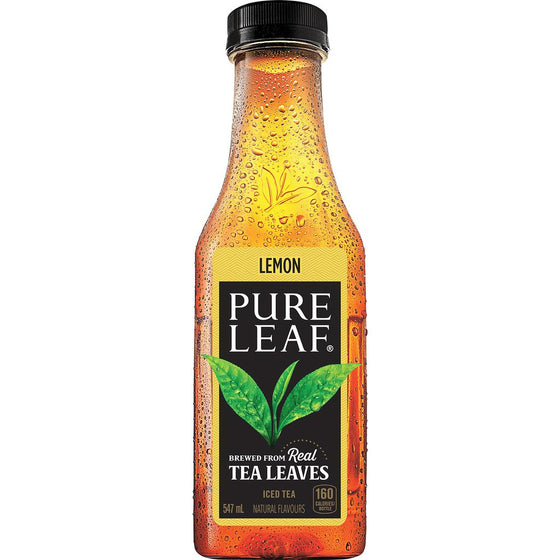 Pure Leaf Lemon Iced Tea (547 mL)