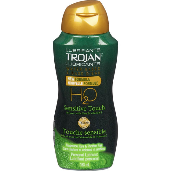 Trojan Sensitive Touch Lubricant (163 mL)