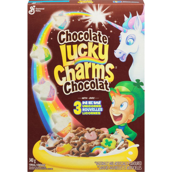 Chocolate Lucky Charms (340 g)
