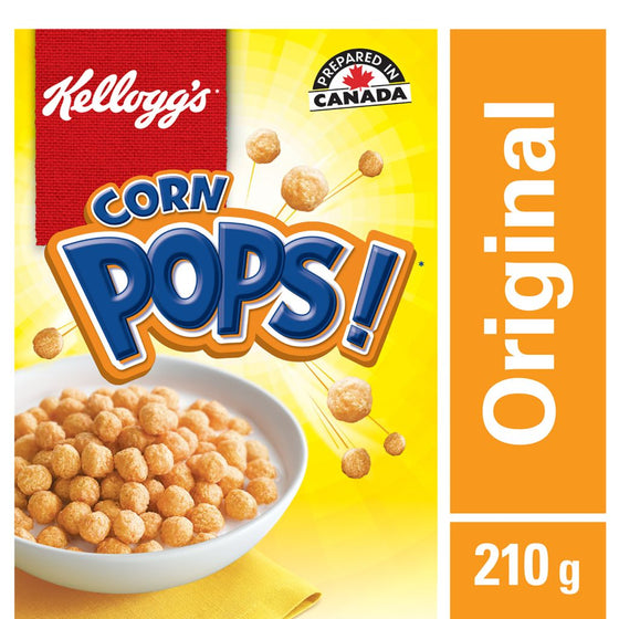 Corn Pops Cereal (210 g)