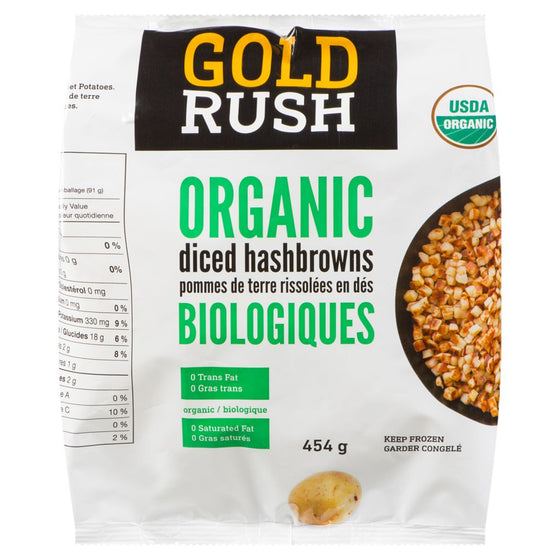 Organic Diced Hashbrowns (454 g)