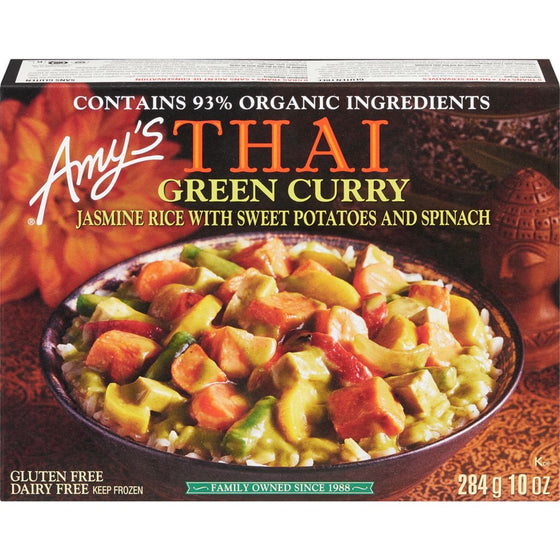 Amys Thai Green Curry (284 g)