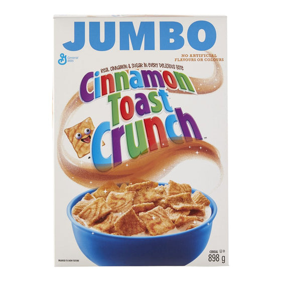 General Mills Cinnamon Toast Crunch (898 g)