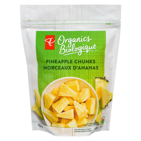PC Organics Pineapple (600 g)