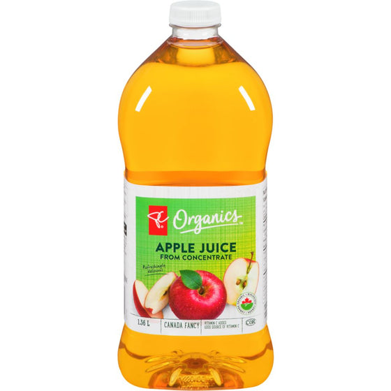 President's Choice Apple Juice From Concentrate (1.36 L)