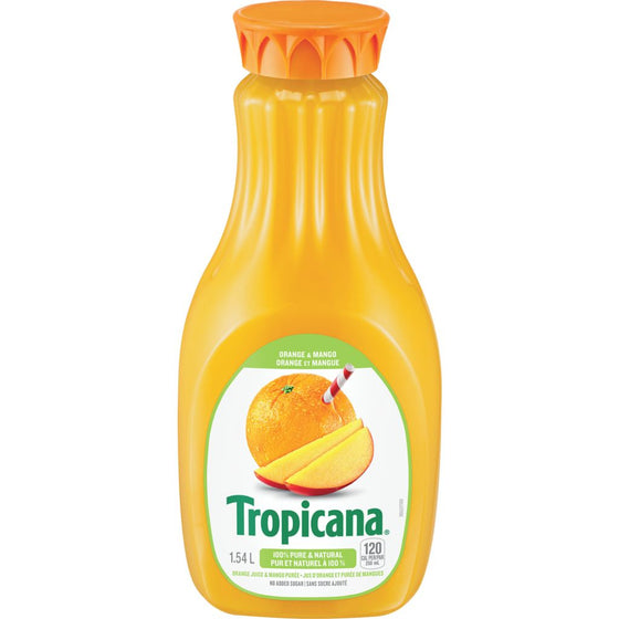 Tropicana Orange and Mango (1.54 L)