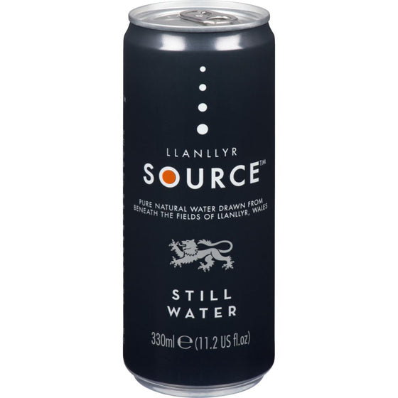 Source Still Water Can (330 mL)